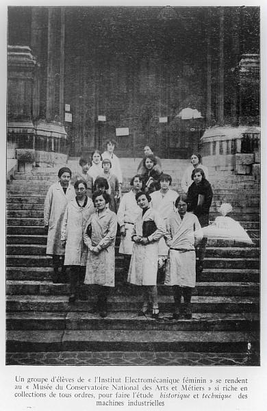 Institut Electromécanique Féminin