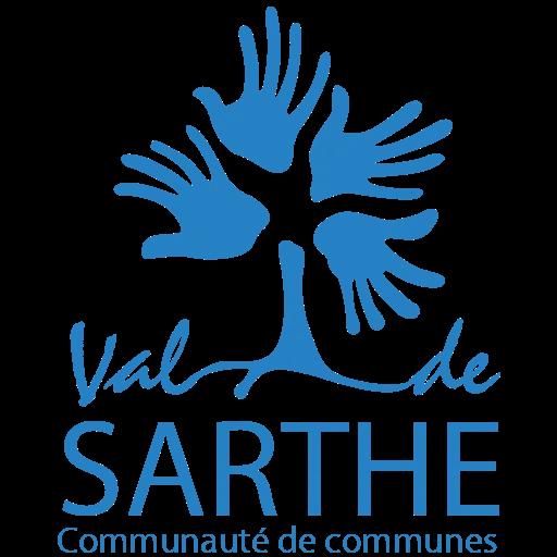 logo comcom Val de Sarthe