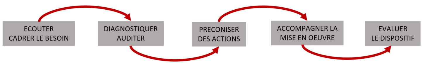 Solutions audit conseil, accompagnement