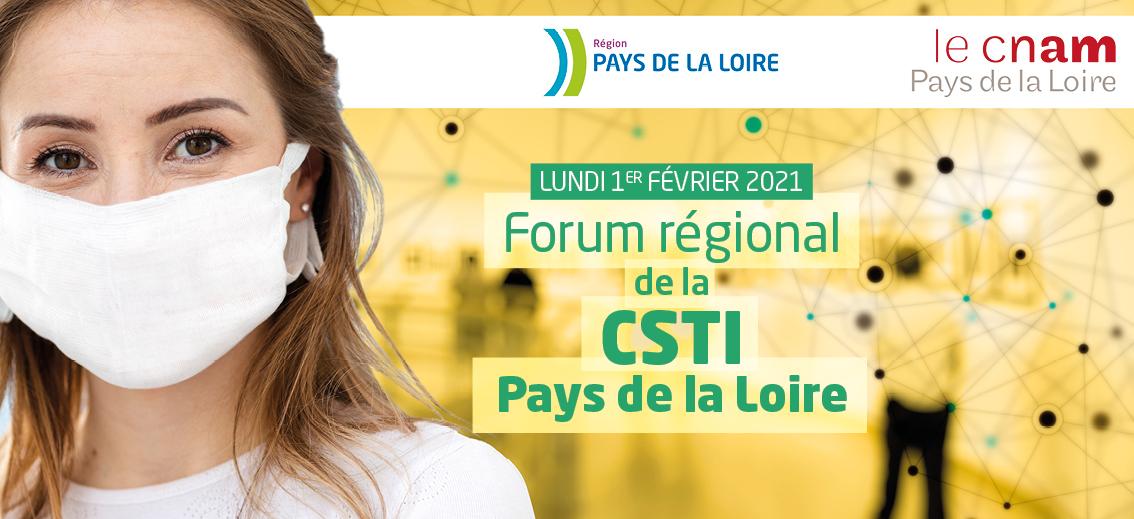 Forum régional de la CSTI